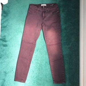 Henry & Belle Super Skinny Ankle Jeans